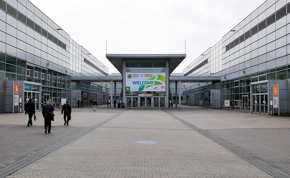 Energy Storage Messe Düsseldorf 2019