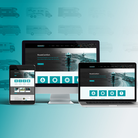 Responsive Web Redesign