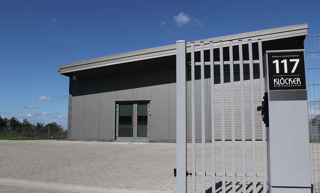 Werbeagentur Gebäude Stolberg